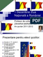 1 Decembrie Ziua Nationala Aromaniei