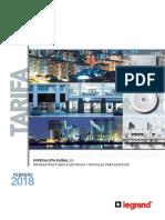 201801 Legrand Group Tarifa Febrero 2018