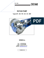 Rotan HD pump manual.pdf