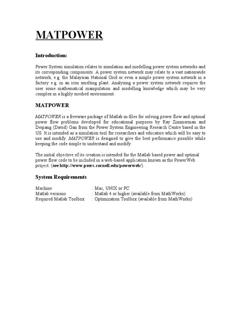 Matlab Simulink | Matlab | Mathematical Optimization