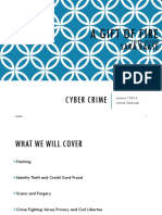Cyber Crime(1)