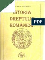 Istoria Dreptului Romanesc Liviu P Marcu