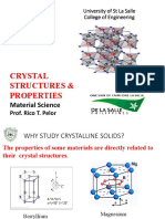 Crystal Structure 1