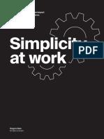 Simplicity at Work