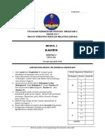 Percubaan Kedah Kertas Dua