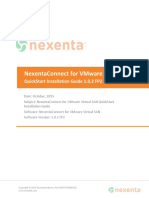NexentaConnect VMware VSAN QuickStart InstallGuide 1.0.2 FP2 GA