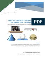 5+PowerPoint+3D+Tutorials+in+15+Minutes