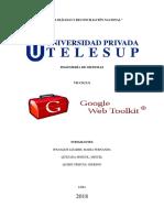 Monografia de GWT