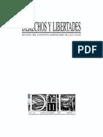 Rafael Junquera - La Fundamentación de Los Derechos Humanos