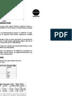 CDU Report