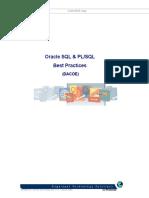 Oracle Coding Stds - Copy