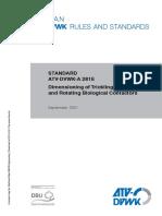 ATV DVWK A_281E Trickling Filters & RBCs