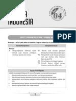 Bahasa Indonesia Sesi 4