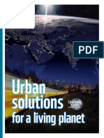 Urban Solutions for a Living Planet Final Version 2012