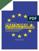 Pesticide, un scandale sanitaire