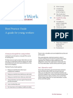 A Guide for Young Workers Best Practice Guide