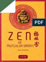Zen Ve Mutluluk Sanatı - Chris Prentiss