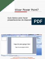 comoutilizarpowerpoint-101028164436-phpapp01