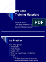 QS 9000Training