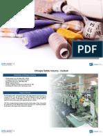 Ethiopia- B3G Textile Industry Report 2016