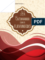 Livro Flavonoides Receita Capa Vermelha.isbn