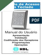 Manual Hdl