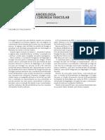 Angiologia e Cirurgia Vascular-Artigo Português