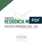 Questões Comentadas - MG (2010 - 2014)