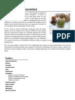 Salsa (gastronomía) - Wikipedia, la enciclopedia libre