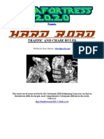 Cyberpunk 2020 - Datafortress 2020 - Hard Road