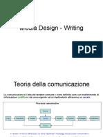 Media Design Scrittura 2007