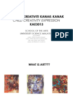 Kae 3013 Minggu 1-Ekspresi Kreativiti Kanak-kanak (Edit)