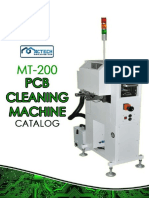 mt-200 pcb cleaner catalog