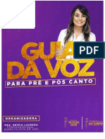 GUIA DA VOZ - BRÍZIA LACERDA