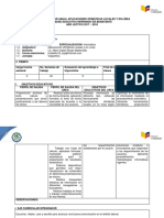 Plan Didáctico Anual Aplicaciones Ofimaticas Locales y en Línea