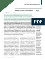 La Planificación Del Control Del Cáncer en América Latina
