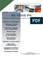 6S-1500E-PH - Anlagenbeschreibung - 20090330 - Spanisch