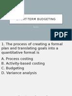 SHORT-TERM BUDGETING - Review.pdf