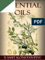 Essential Oils - Ramit Konstantine