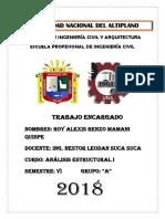 ANALISIS ESTRUCTURAL DE UN PORTICO CON SAP 2000