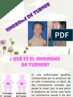 Sindrome de Turner y sindrome de klinefelter