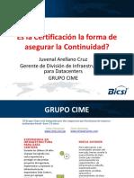 08 Certificacion Juvenal Arellano