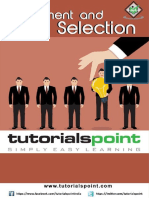 Recruitment and Selection Tutorial (1)