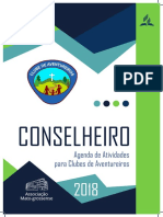 Agenda Do Conselheiro AVT 2018
