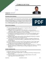 Resume Sanjay Pawar