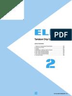 Elna Tantalum Capacitor Marking