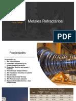 Metales refractarios