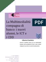 la multimedialità compagna di banco_i nuovi alunni le ICT e i CDD
