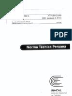 Ntp Iso 31000 2011 Revisado(2016) Gestión Del Riesgo (1)