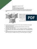 Latihan Soal Fisika Zat Padat (Dedy Setiarto)